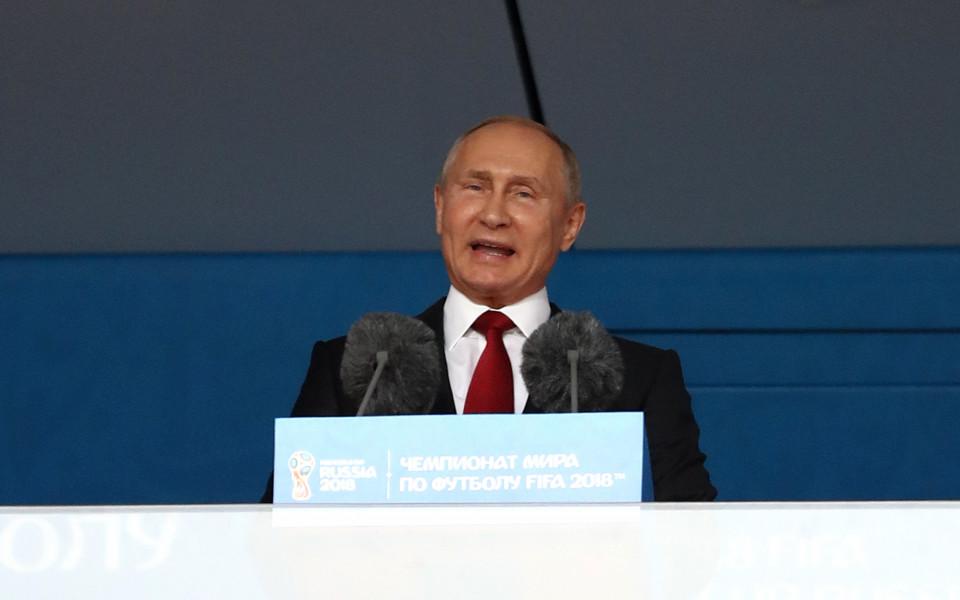 Путин цъфти до Моуриньо и нареди: Все така да играем!