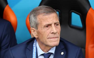 Табарес остава начело на Уругвай до лятото на 2022 година