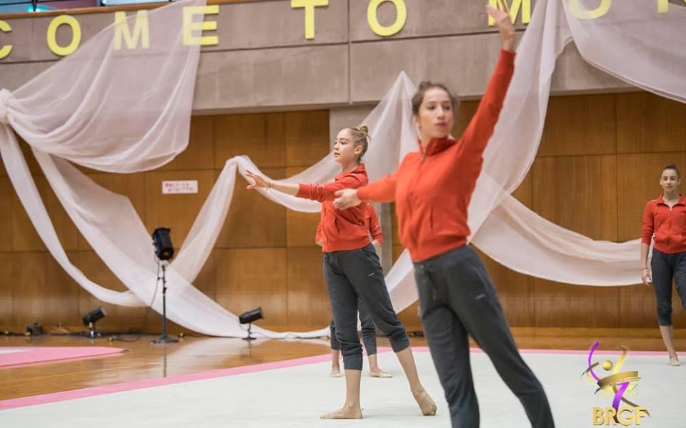 Грациите на България се подготвят в Япония