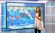Прогноза за времето (16.06.2018 - централна емисия)