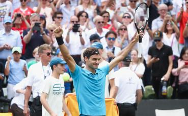 Федерер пред прага на величието на Уимбълдън