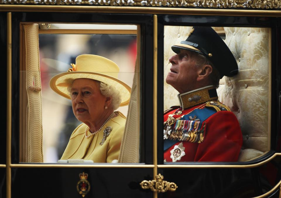 сватба кралска сватба кралица Елизабет принц Филип
