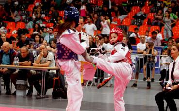 Тотална доминация на български таекуондисти на международния турнир