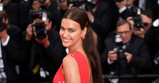 Ирина Шейк е безспорно една от най-красивите популярни жени в