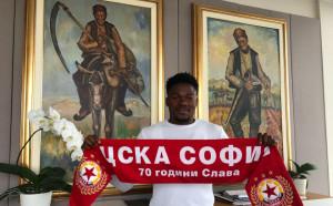 Четвърти нов в ЦСКА, идва от школата на Ман Сити
