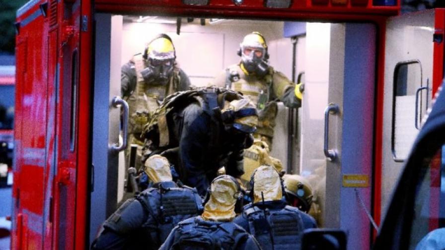 Предотвратиха биологическа атака в Германия
