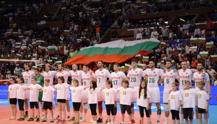 Драматична загуба на волейболистите от Германия