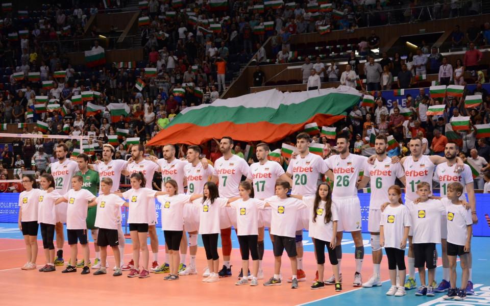 Волейболните ни национали с първи тренировки в Иран