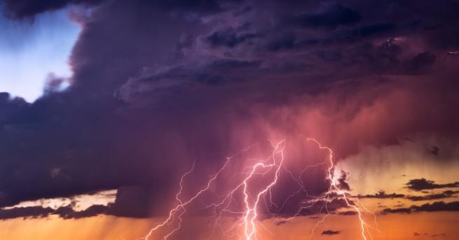 След големия порой във вторник, който наводни столицата София, и
