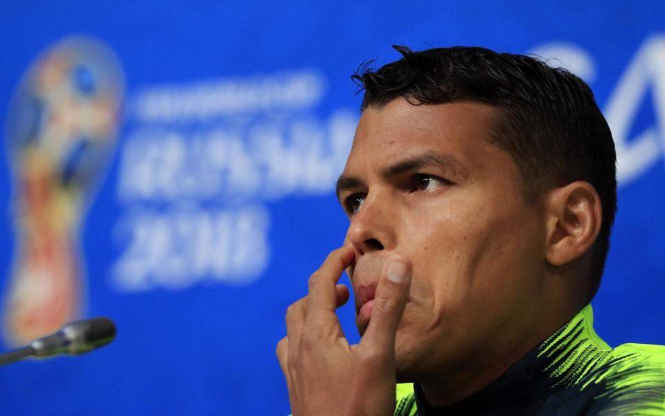 Тиаго Силва няма да играе срещу Дижон