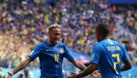 Инфарктна победа за Бразилия над корав съперник