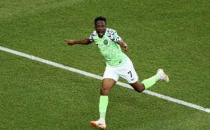 Нигерия секна ентусиазма на Исландия на Мондиал 2018