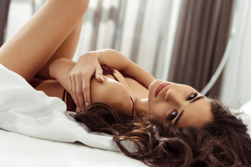 жена интимно секс
