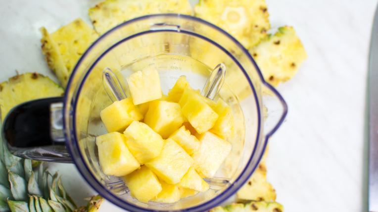 ананас блендер кухня