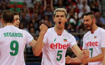 България завърши с победа  срещу Корея в Лигата на нациите по волейбол