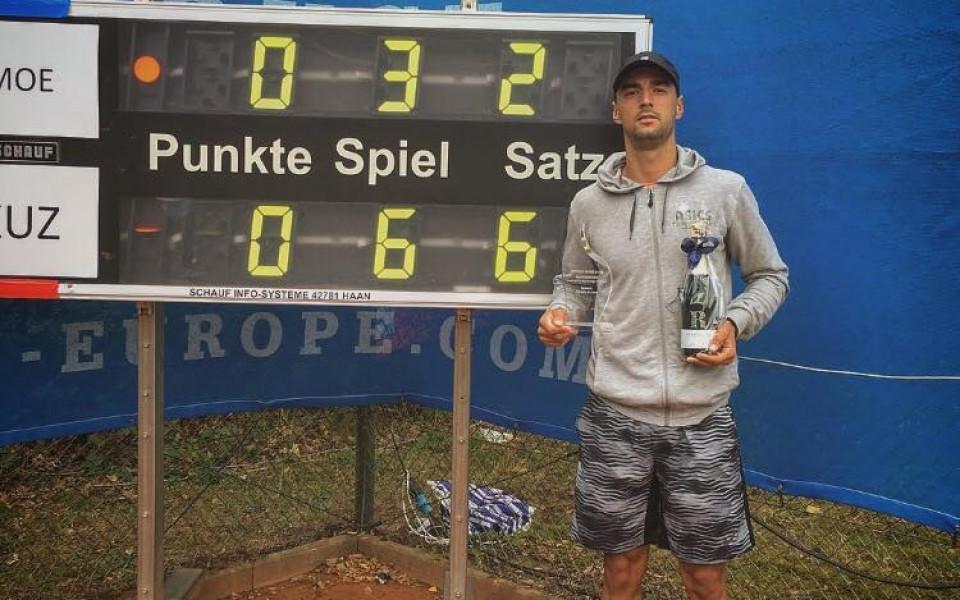 Трета титла за сезона за Мико Кузманов
