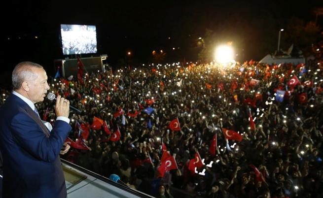ЕС определи изборите в Турция като