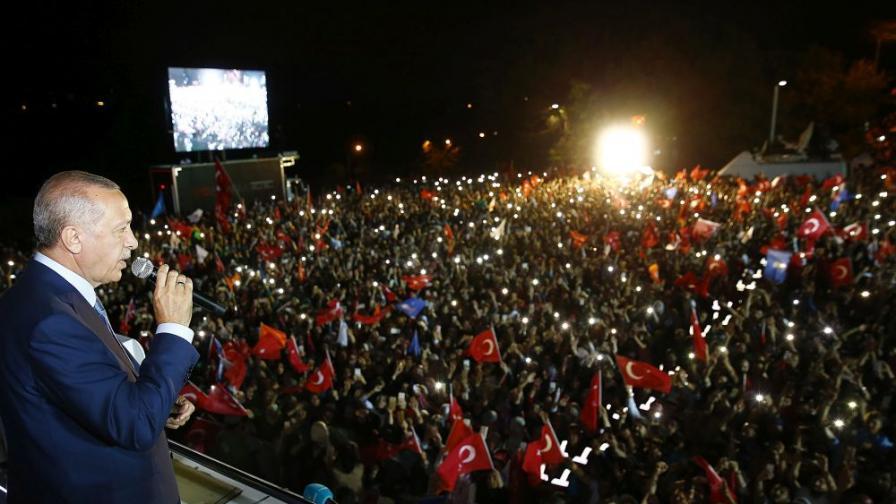 """ЕС определи изборите в Турция като """"неравноправни"""""""