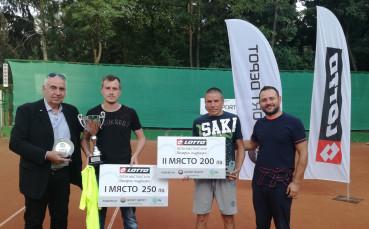 Радо Владимиров защити титлата в Lotto Sofia Masters