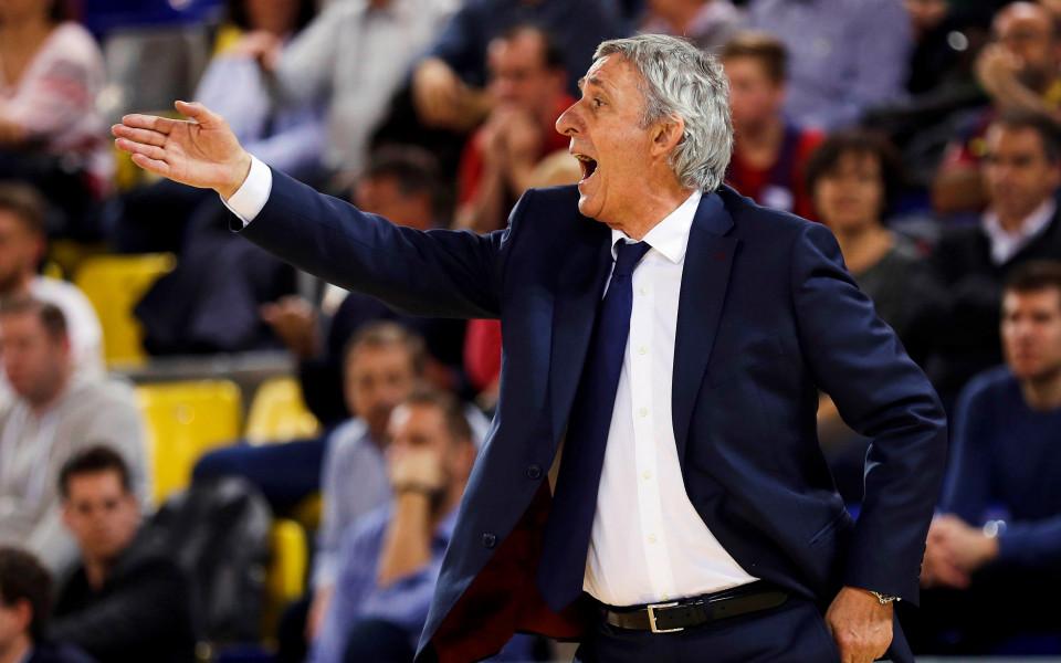Баскетболният Барселона запази треньора си
