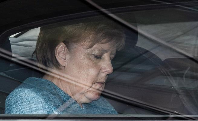 DW: Това е краят на Меркел