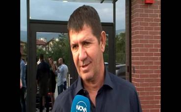 Бъдещият бос на Ботев - за стадион