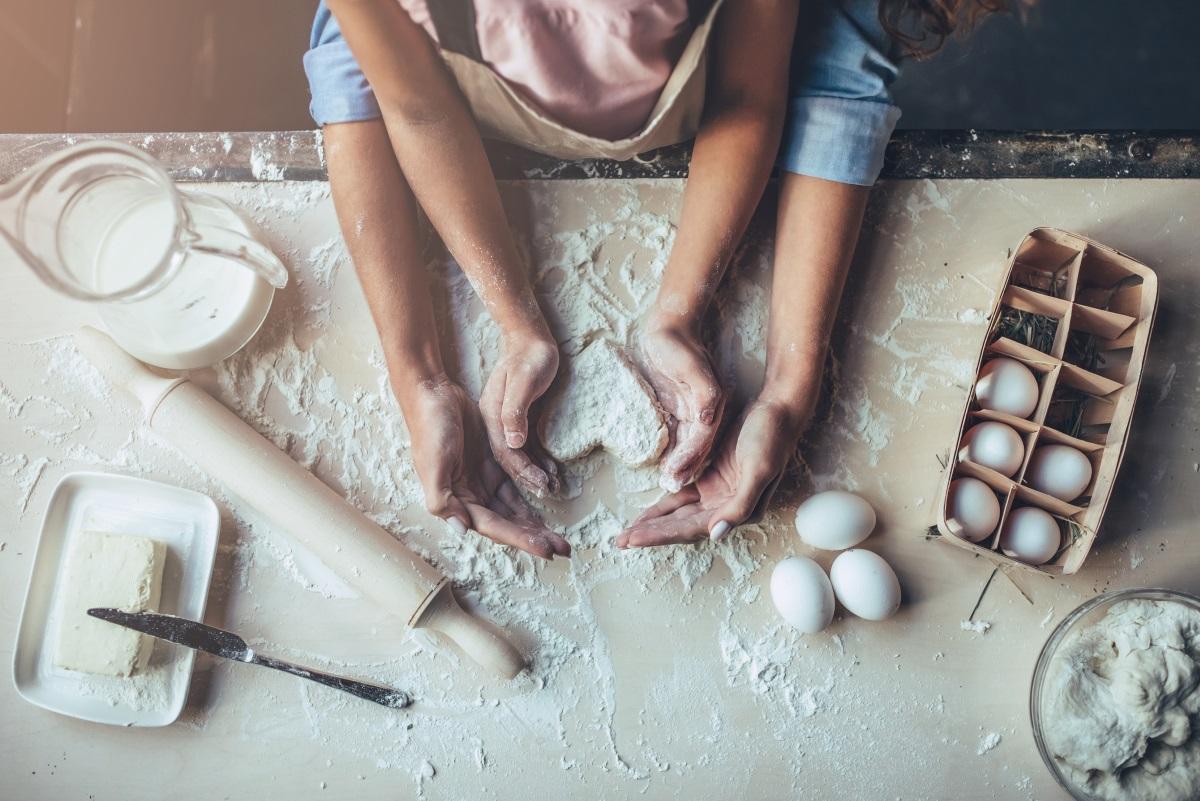 Мирисът на домашно приготвена храна