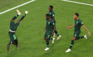 Нигерия е на 1/8-финал в турнира за Купата на Африка