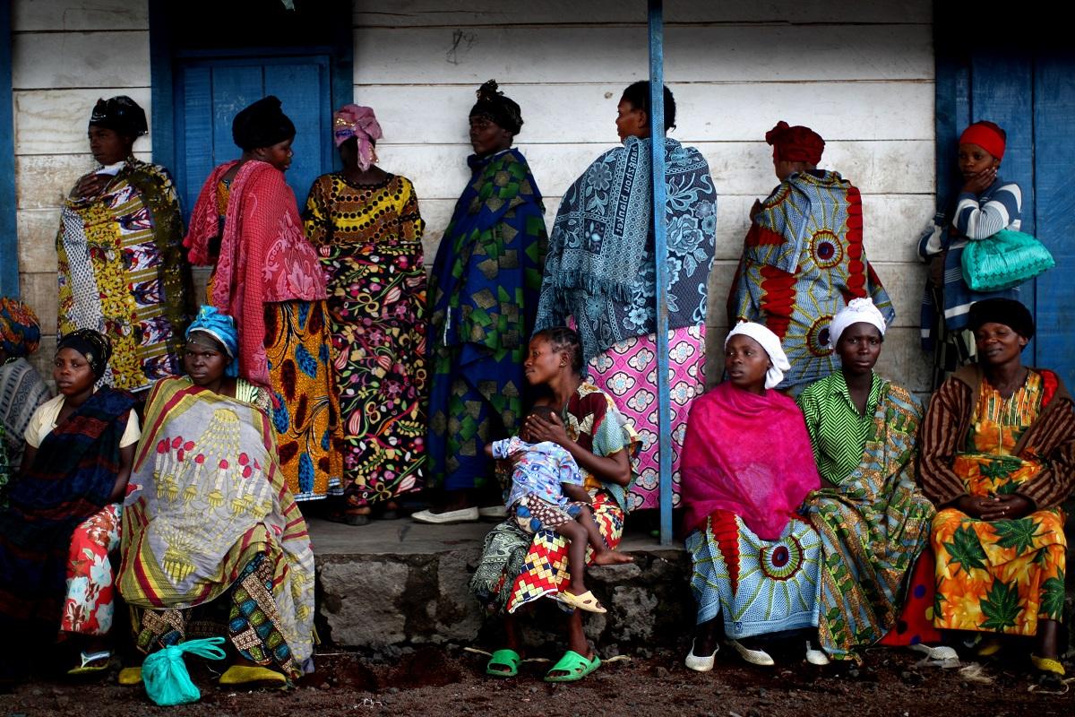 10-те държави, в които е най-опасно да си жена - № 7 - Република Конго