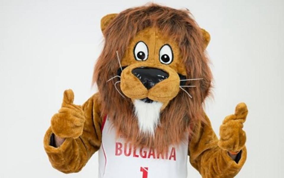 Талисманът на националния по баскетбол вече си има име