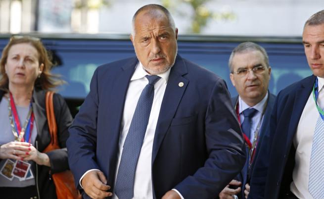 Борисов: Няма да приемем бежанците да са вечно наши