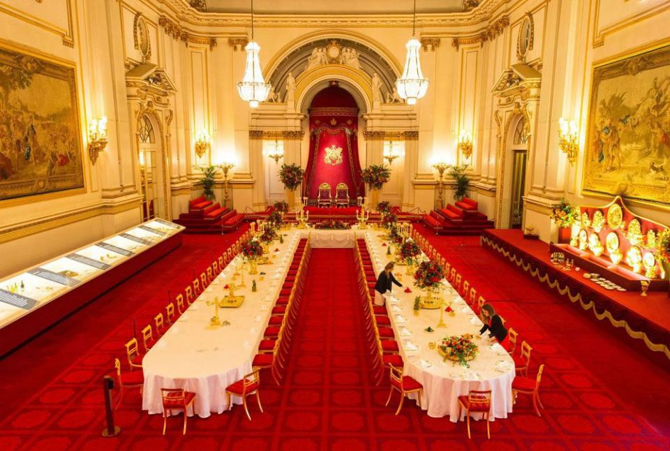 Бъкингамски дворец