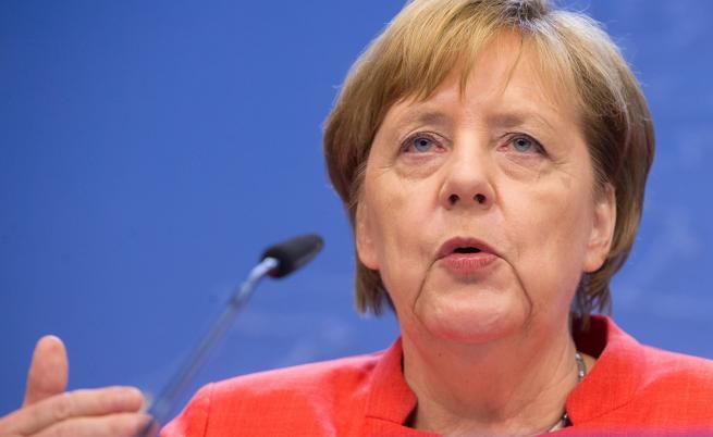 Меркел отказала на САЩ военна провокация срещу Русия