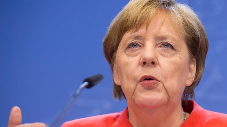 <p>Меркел отказала на САЩ военна провокация срещу Русия</p>