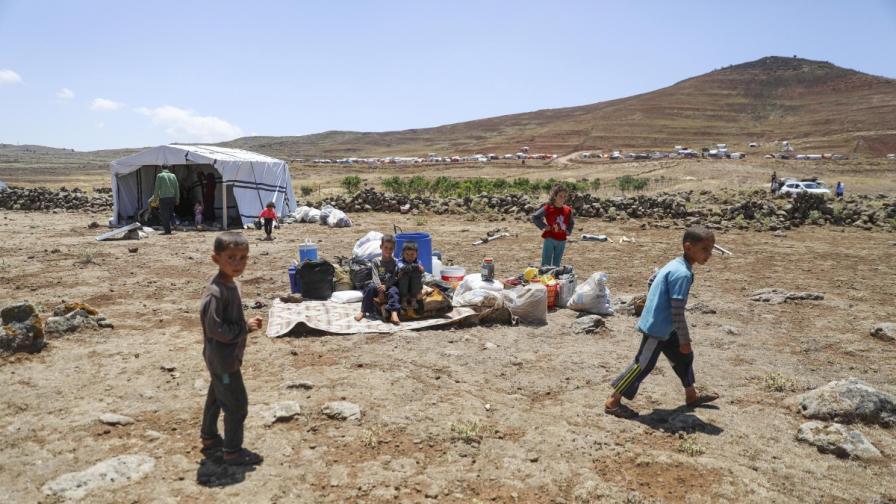 Нова бежанска вълна от Сирия