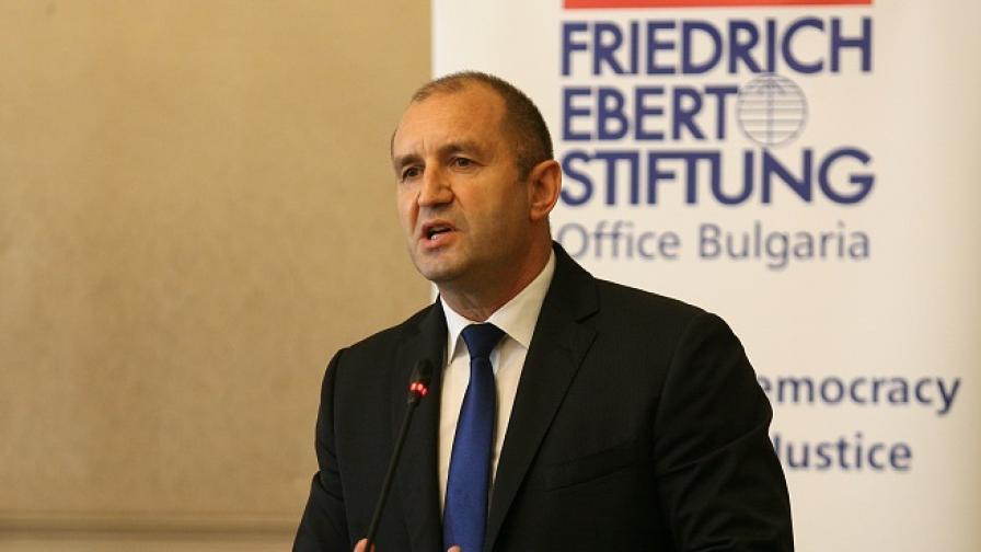 Радев: В историята ще остане случилото се с ЕС по време на председателството ни