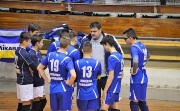 България е на финал на европейското първенство по волейбол