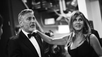 Дженифър Анистън и Джордж Клуни: приятели завинаги