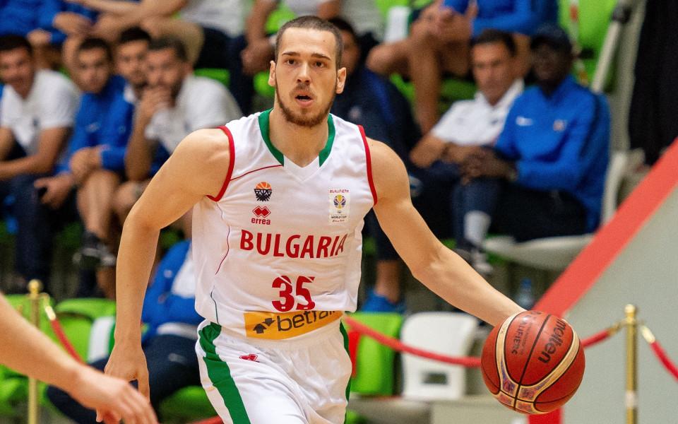 Националът Венци Петков: Горд съм, че представях България