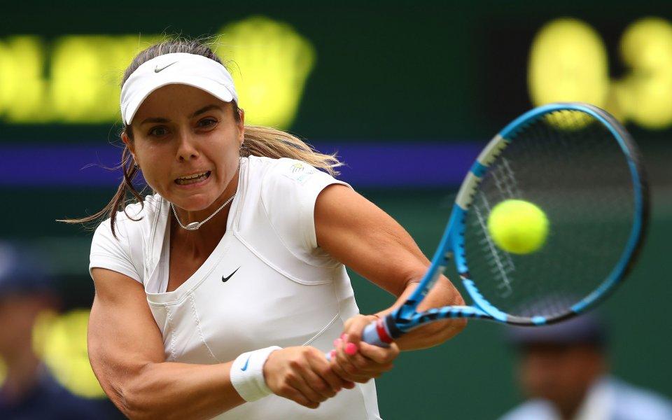 Виктория Томова постигна втора победа в квалификациите на турнира по