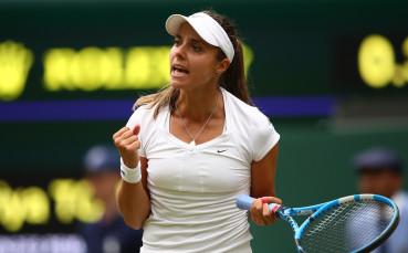 Томова вече е във втория кръг на квалификациите на Ролан Гарос