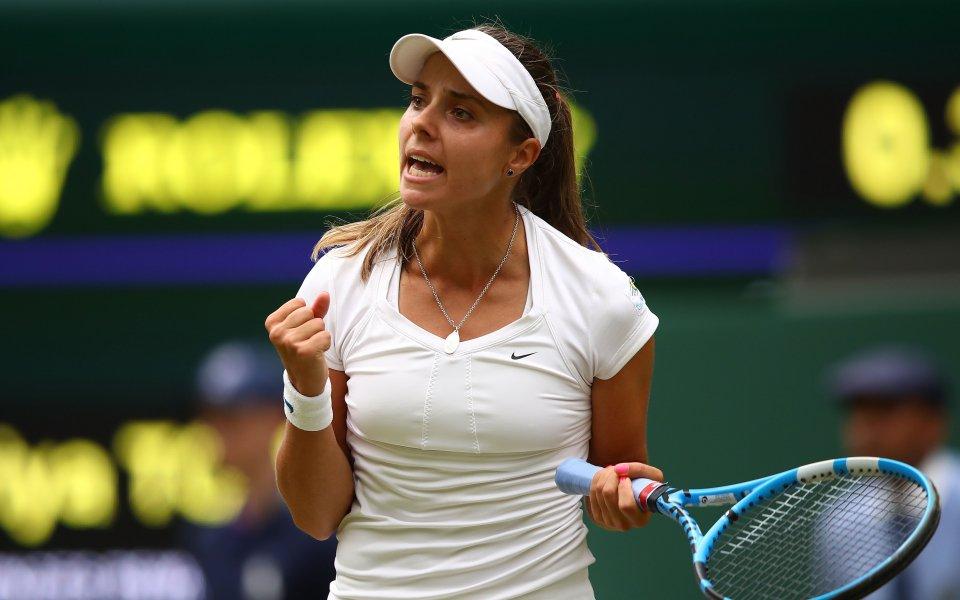 Вики Томова напредна с 1 място при тенисистките