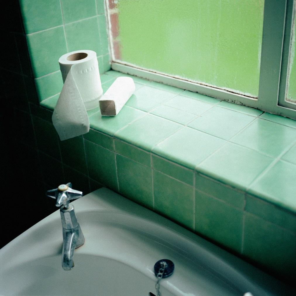 Дали банята ви е чиста.