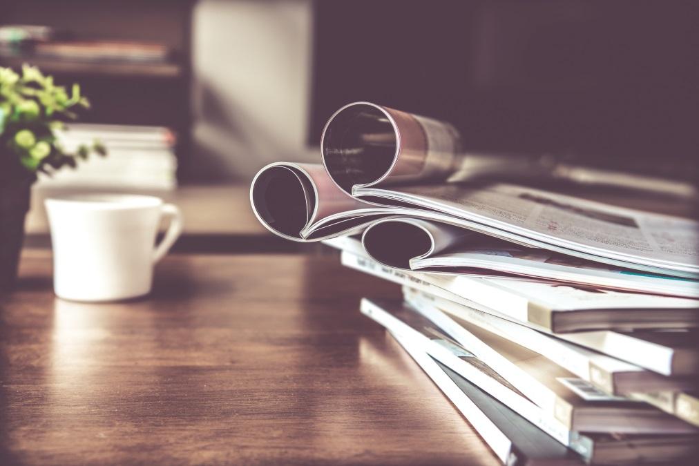 Дали имате стари вестници и списания и най-вече - дали са организирани.
