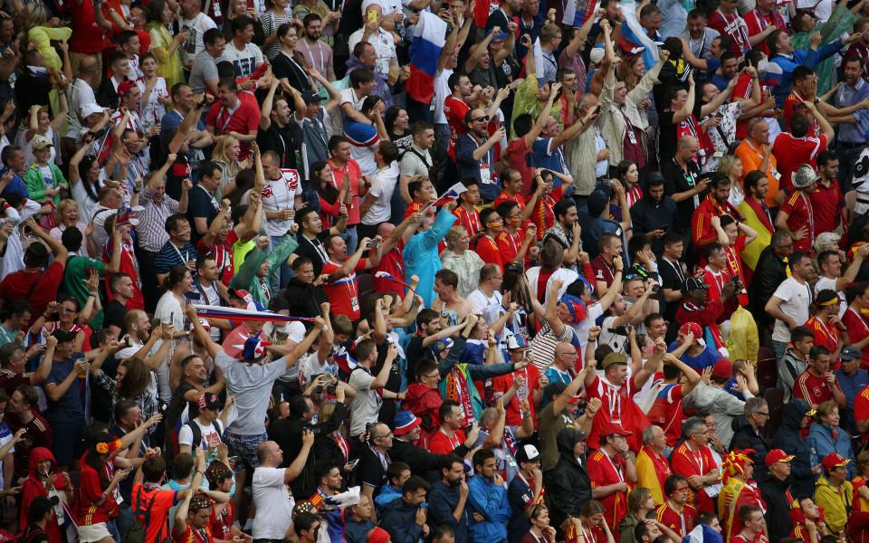 В Русия чупят рекорди по посещаемост след края на Мондиал 2018