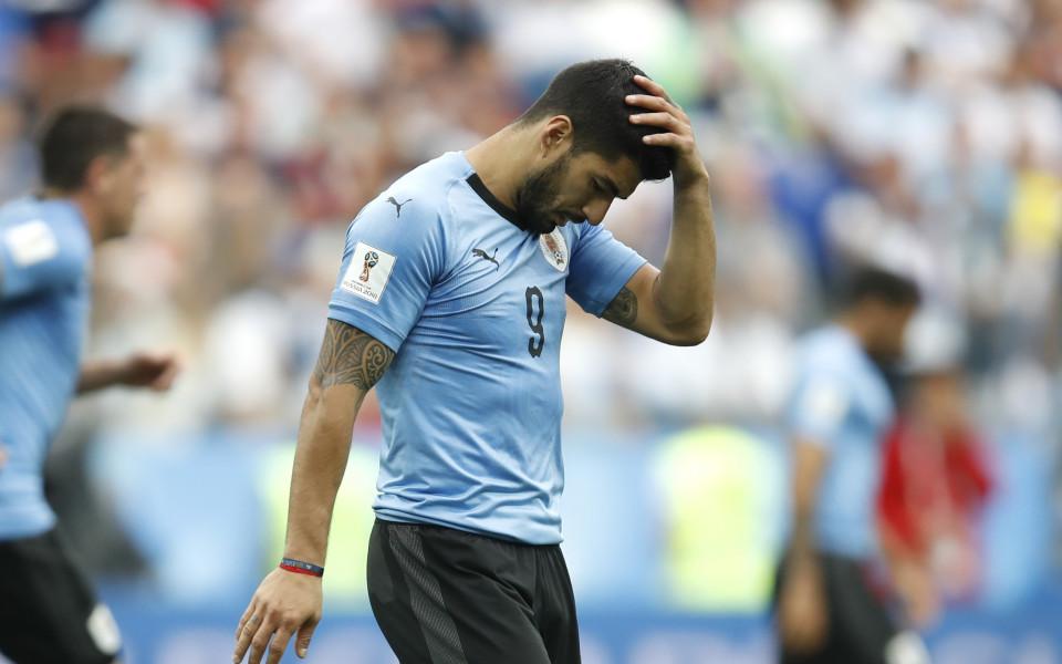 Луис Суарес се завръща в националния отбор на Уругвай