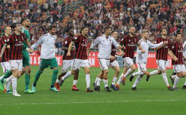 Съдът в Лозана даде надежда на Милан да участва в Европа