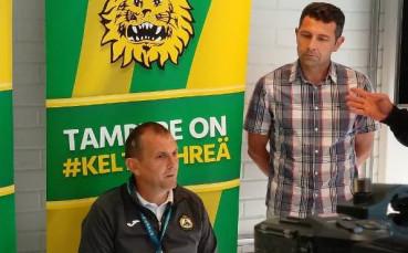 Загорчич: Трябва да бъдем търпеливи, Илвес Тампере е упорит отбор