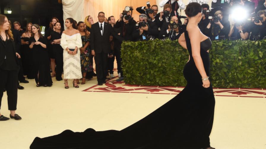 10 жени, които диктуваха модата през 2018 г.