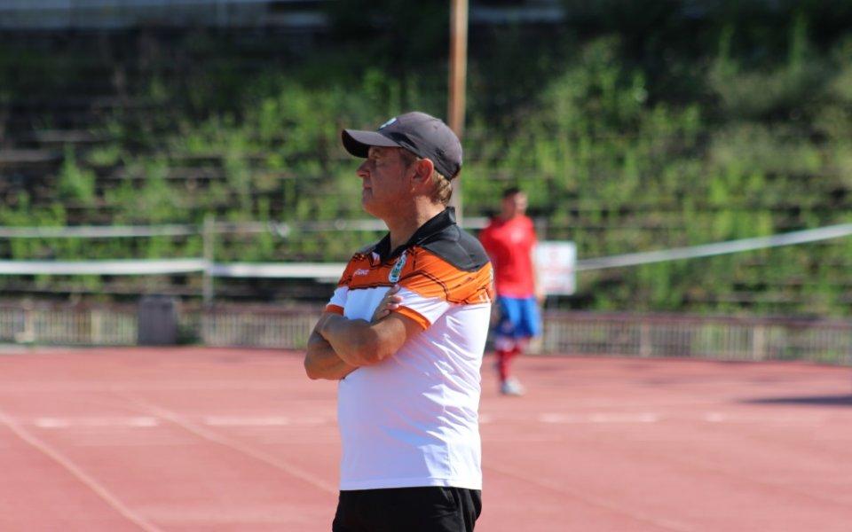 Диян Петков:  Имахме настроение за игра и нужното самочувствие